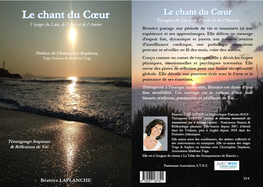 Interview de présentation Le chant du Coeur sur YouTube…
